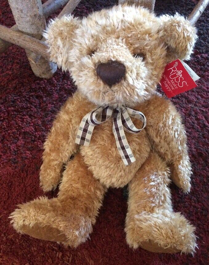 Russ Bear Cromwell Named Cromwell Bear 14