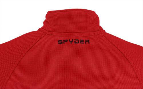 Spyder Men/'s Steller Full Zip Jacket Color Options