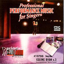 Sing Like Celine Dion [KARAOKE]