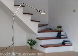 MODO FL 01 Living Room Office Floor Lamps Modern Reading Lights Tolomeo Desig