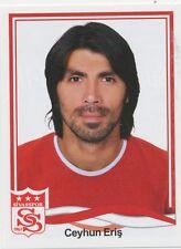 N°371 CEYHUN ERIS TURKEY SIVASSPOR FC SEOUL STICKER PANINI SUPERLIG 2011