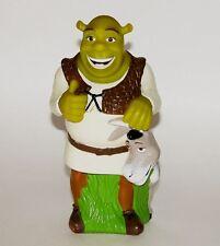 Shrek Donkey Shampoo Reusable Plastic Bottle Kid Care Dream Works Figure ..!