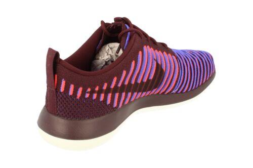Course Baskets Basket Roshe Flyknit Deux Femmes 844929 Nike 601 H0FqgXwIx