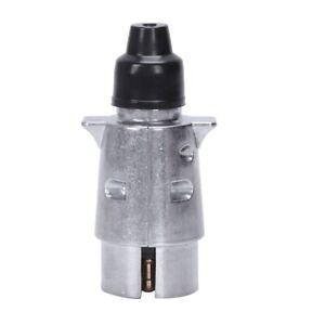7-Pin-Trailer-Plug-Heavy-Duty-Round-Pin-7-Pole-Wiring-Connector-12V-Towbar-W8V2