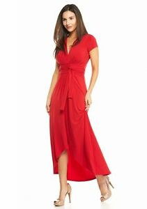 39729824c6a Image is loading NWT-MICHAEL-Michael-Kors-High-Low-Faux-Wrap-