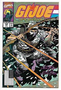 G-I-JOE-A-Real-American-Hero-103-1990-VF-Marvel-Comics-GI-Joe
