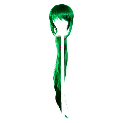 40/'/' Wavy Pony Tail Base Emerald Green Cosplay Wig NEW