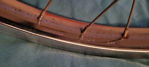 "Vintage Schwinn stingray 20"" rear s7 wheel rim junior Stormey Archer 69' hub"