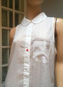657f95a7ea567 Image is loading BCBGeneration-ABC-Printed-High-Low-Sleeveless-Shirt-Dress-