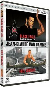 Black-Eagle-L-039-arme-absolue-Full-Contact-DVD-NEUF