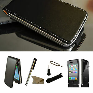 iPhone-4-4S-Handy-Tasche-Case-Cover-Handytasche-Schutz-Huelle-Etui-Bumper-Folie-2