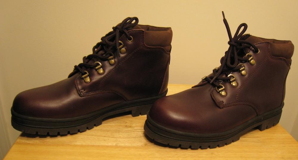 Nuevas Botas Florsheim Zapatos Florsheim Botas Hombres Cuero 9M Oxford Nuevo En Caja da010a