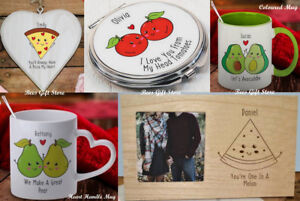 Personalised Novelty Fun Romantic Gift Ideas For Valentines Day
