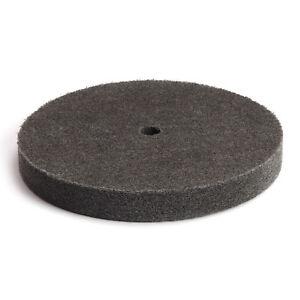 8Inch Nylon Fiber Polishing Buffing Wheel Abrasive Tool Marble Polished 320 Grit