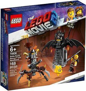 LEGO-THE-LEGO-MOVIE-2-70836-BATMAN-EN-ARMURE-DE-COMBAT-ET-BARBE-D-039-ACIER
