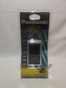 Genuine Panasonic Vhs C Camcorder Battery Hhr V20 Ebay
