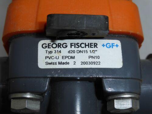 """GEORG FISCHER 314 d20 DN15 1//2/"""""""