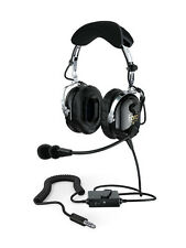 Faro G2 Active Noise Reduction (ANR) Helicopter Pilot Headset - U174 - MP3 Input