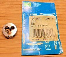 """Carbon Steel 13//16/"""" OD x 1//4/"""" Thick Round Adjustable Die  VTD"""