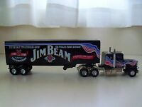 Matchbox - Jim Beam 200th Anniversary Peterbilt Tractor - Trailer - 1/58 Diecast