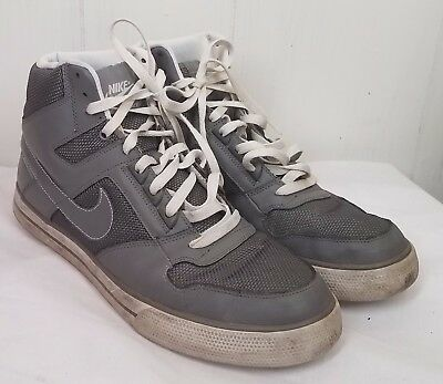 Nike Delta Force High AC Mens gray