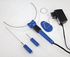 Styropor Schneidegerät  Schneider Set Schneidedraht  mit 3 Aufsätzen 6V / 9 Watt