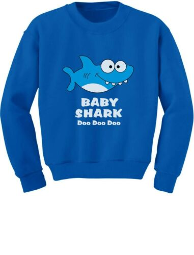 Baby Shark Doo doo doo Song Family Dance Toddler//Kids Sweatshirt Cute