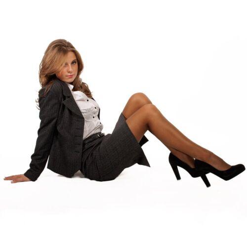 Silky ultra-sheer 10 denier everyday tights