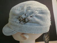 Laguna Beach Jean Co. Hat Cap Gray Size S/m 1123gr 65% Cotton/35% Polyester