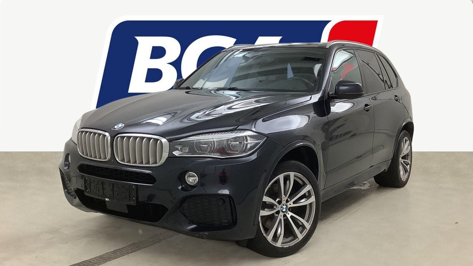BMW X5 3,0 xDrive40d M-Sport aut. 5d
