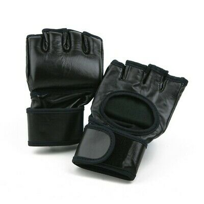 MMA Fight Gloves Authentic Leather Pro Competition Style  Tournament glove