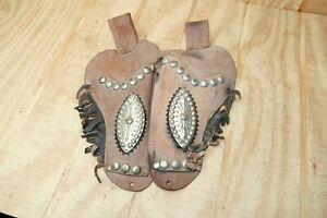 Vintage-Leather-Cowboy-Western-Cap-Gun-Holsters
