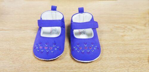 Baby Boys Girls Sandals Shoes Anti Slip Crib Shoes Soft Sole Prewalkers