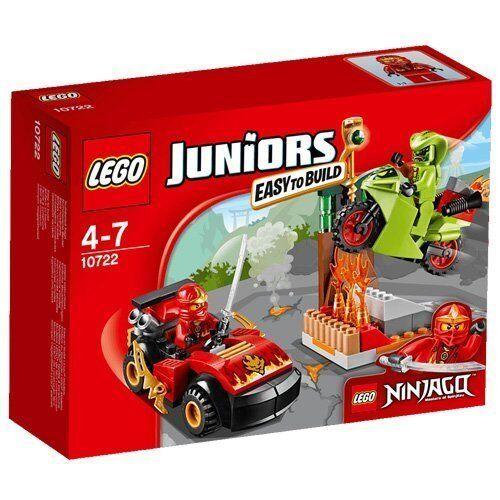 Lego Junior 10722 - Cara a Cara contra la Serpiente - NUEVO  NEW