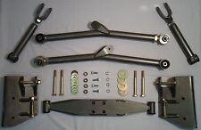 Jeep Cherokee/Comanche XJ/MJ 84-01 Complete HEAVY DUTY Long Arm Upgrade Kit