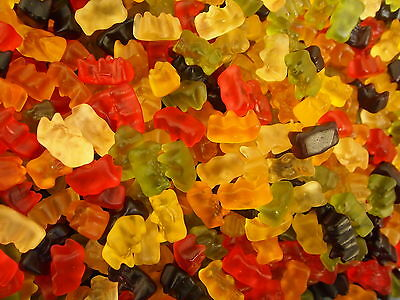 TEDDY BEARS JELLY 200g SWEETS