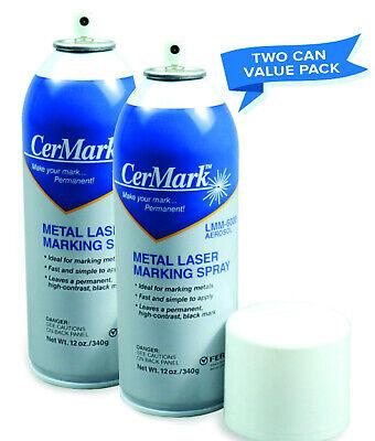 Black 100 grams * CerMark LMM-6000 Metal Marking Solution