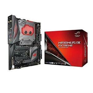 NEW-ASUS-ROG-Maximus-IX-Extreme-LGA1151-DDR4-DP-HDMI-M-2-Z270-EATX-Motherboard
