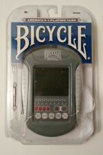 BICYCLE HAND HELD ILLUMINATED FREECELL CARD GAME - Used