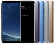 "Samsung Galaxy S8+ G955FD Dual Sim (FACTORY UNLOCKED) 6.2"" Black Gold Gray Pink"