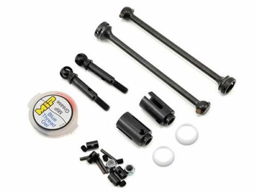 MIP C-CVD Driveshaft Kit for Traxxas 1//10 Slash 2WD//Nitro Rustler//Nitro Stampede