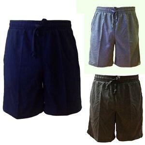New-Adult-Mens-Casual-Sports-Gym-Training-Jogging-Basketball-Shorts-w-Drawstring