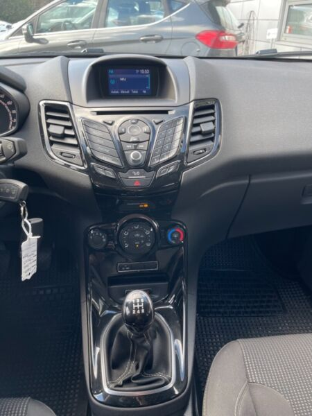 Ford Fiesta 1,0 SCTi 140 Titanium billede 10