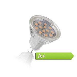 10-Stueck-3-Watt-MR11-G4-395Lm-Lampe-Strahler-Spot-Leuchtmittel-WARMWEISS-LR9