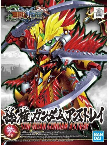 Model Kit SD Gundam 3 Kingdoms 11 Sun Quan