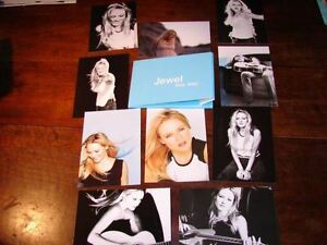 JEWEL-FRENCH-DELUXE-PROMOCIoN-SET-OF-POSTCARDS-THIS-WAY