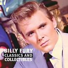 Classics and Collectables by Billy Fury (CD, Nov-2008, 2 Discs, Decca)