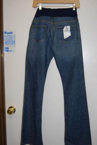 Blue carta taglia 6 Fusion o Jeans maternità di jeans taglia 28 xz5fIH