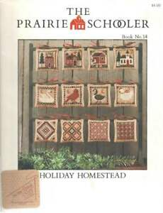 HOLIDAY HOMESTEAD #14 (1986) by The Prairie Schooler