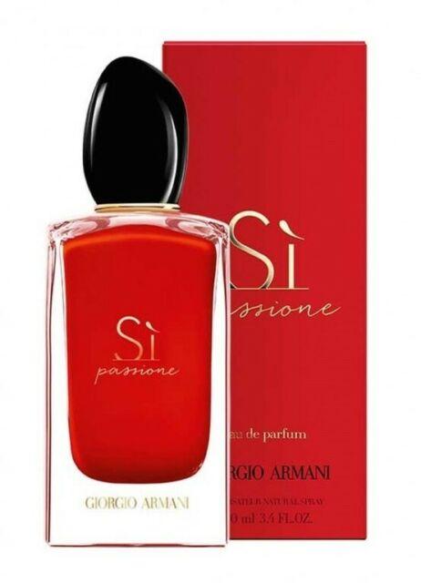 Giorgio Armani Si Passione 3.4oz Women's Eau de Parfum